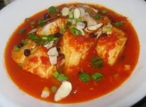 Bacalao Soup
