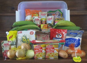 Food Basket for Click for St. Nick Sized