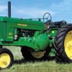 John Deere 60 Father's Day