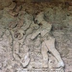 Mayan Picture from Palenque, Chiapas