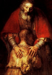 Prodigal Son by Rembrandt