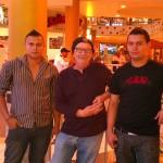 Victor, Carlos & I