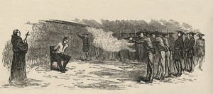 William Walker firing squad