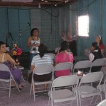 Alexandra teaches on being a business owner