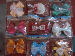 Barrettes in Sizes & Shapes