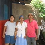 Rodolfo y familia