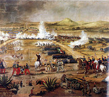Puebla battlefield 5-5-1862