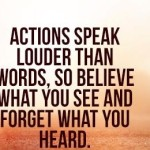 Truth & Actions