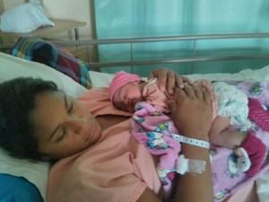 Alex visits mother at rest at hospital - cropped
